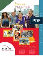 Rennert Bilingual Prices 2011