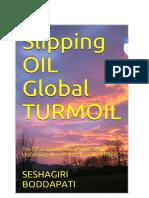 slipping oil global turmoil