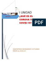 I UNIDAD - coronavirus