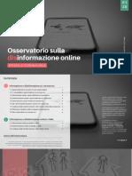 Osservatorio sulla disinformazione online