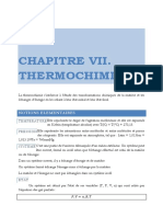 chapitre VII Thermochimie.pdf
