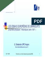 Essais Européens sur les Granulats_Serie 1097 (G. Delalande LRPC Angers)