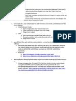 Contoh penggunaan singlemode dan multimode