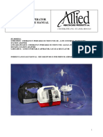 Allied G 180 Suction service manual