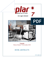 Libro Abstract APLAR7