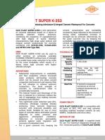 CICO Plast Super K-353