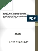 proyectodeeducacionambientalyestilodevidasaludable-180605103113
