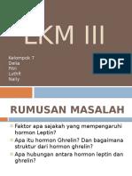 LKM III HORON LEPTIN