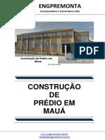 Construção de Prédio Em Mauá