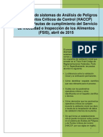 HACCP-Systems-Validation-Spanish