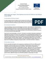 Referentiels par langue Descriptions de niveaux de reference du CECR par langue DNR.docx