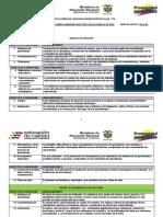 OBSERVACIÓN DE CLASE Prof Lida Arias-Agosto2014