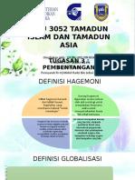 MPU 3052 TAMADUN ISLAM DAN TAMADUN ASIA