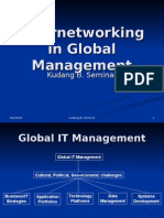 Internetworking in Global Management