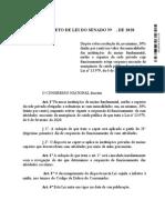 PL1.163 de 2020