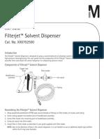 Filter jet