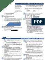 Barracuda Spam & Virus Firewall QSG 4.x
