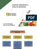 Microorganismos indicadores y alteradores-ETAs