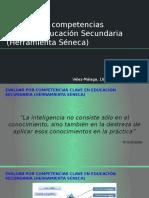 Evaluar x CC en Seneca Ponencia