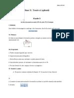 Proiect Aplicatii ale Razelor x fizica V.R.