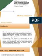 modelo relacional II