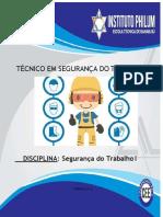SEGURANÇA DO TRABALHO I- APOSTILA