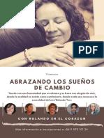 Encuentro de Biodanza Con Rolando en el corazón Vivencia_