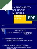 4 - Iva Nacimiento Del Hecho Imponible
