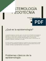 Epistemología y zootecnia Nubia Estela Rodriguez