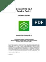 ReleaseNotes SoMaV3.1 Service Pack 1.EN
