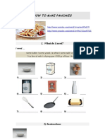 4E- Pancakes Recipe (reading comprehension).doc
