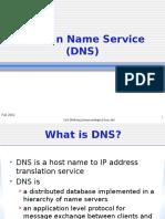 DNS ppt