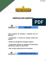 1-Práticas Logísticas Apresentação da disciplina-Aspectos introdutório e conceitos