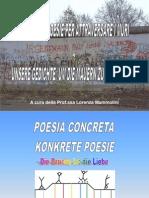 Le Nostre Poesie Per Attraversare i Muri