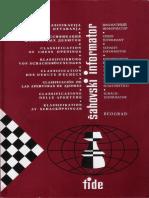 New 07-Ajedrez - Clasificacion de las aperturas de Ajedrez Rabar, B.(1994)