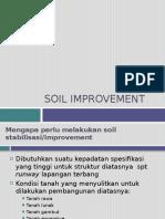 [1a] Soil Improvement Stabilisasi Tanah Secara Mekanis Dan Kimiawi