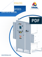 Variable Speed Drive Triol АК06