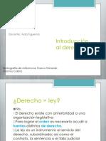 4 - Introducción ESCUELAS concepto y objeto