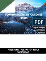 Colores Frios