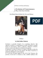 Subjective Evolution of Consciousness by Srila Bhakti Raksak Sridhar