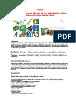 Curso Simulación por elementos finitos-Módulo estático.