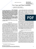 [22558691 - Applied Computer Systems] Blockchain Use Cases and Their Feasibility.pdf