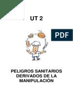 UT 2 - PELIGROS DE LA MALA MANIPULACIÓN