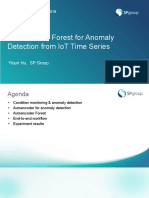 Autoencoder Forest for IoT's Anomaly Detection