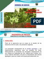 Clase 3 - Principios de sistemas de riego (Estudio agrológico).pdf