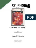 P-049 - A Morte da Terra - ClarK Darlton.doc