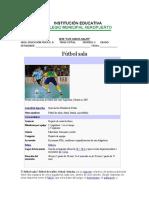 Guia de futsal