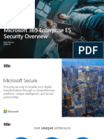 Microsoft 365 Enterprise E5 Overview Presentation.pptx
