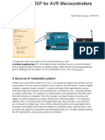 Arduino as an ISP for AVR Microcontrollers (Atmega32).pdf