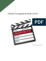 Glosario Final Cut Pro